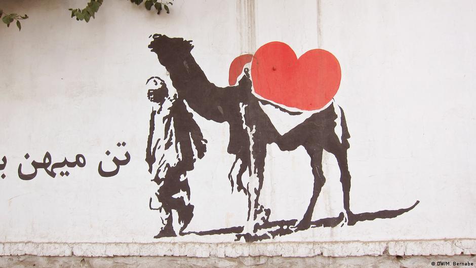 Afghanistans ″Banksys″ erobern Kabul   Alle multimedialen Inhalte ...