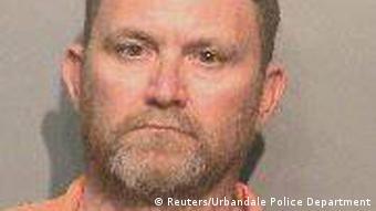 USA Iowa Anschlag auf Polizisten Verdächtiger Scott Michael Greene (Reuters/Urbandale Police Department)