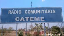 Mosambik Radio Comunitaria Cateme