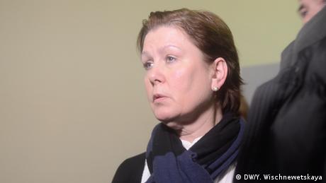 Екс-директорка української бібліотеки в Москві не визнає своєї провини