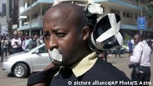 Kenia Symbolbild keine Pressefreiheit in Afrika