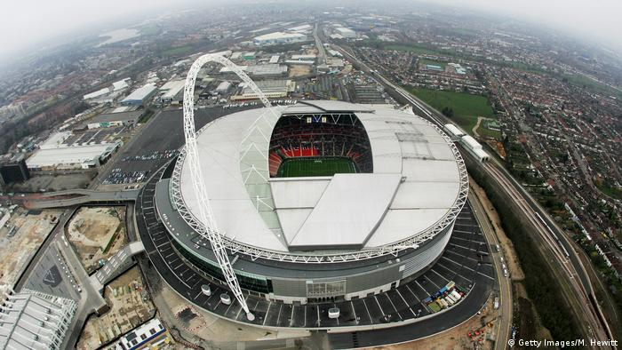 England Wembley Stadion (Getty Images/M. Hewitt)