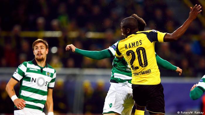 Champions League Borussia Dortmund v Sporting Lisbon
