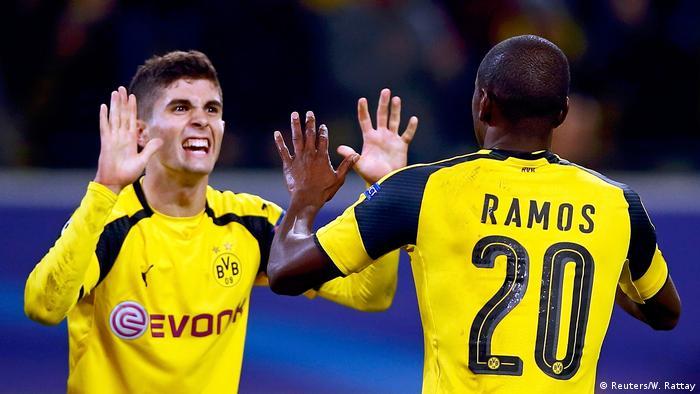 Fussball Championsleague Borussia Dortmund v Sporting Lissabon