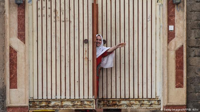 Irak Mossul Gogjali Zivilisten (Getty Images/AFP/B. Kilic)