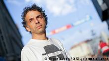 02.09.2015., Croatia, Zagreb - Israeli writer and director Etgar Keret. Photo: Grgur Zucko/PIXSELL |