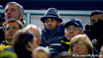 Fussball Championsleague Borussia Dortmund v Sporting Lissabon Pierre-Emerick Aubameyang