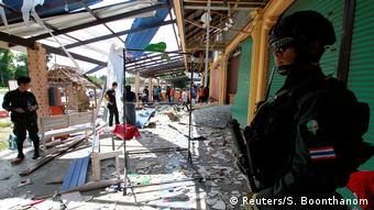 Thailand attack in Songkhla