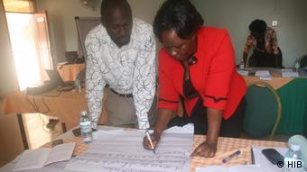 Uganda Gulu Workshop von DW Akademie und Hub for Investigative Media (HIB)