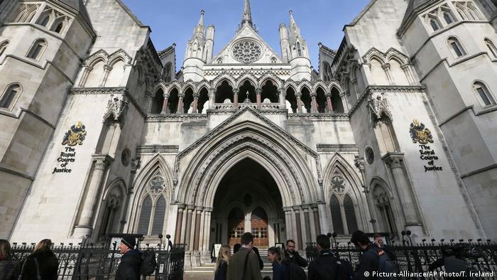 Großbritannien Brexit Gericht Entscheidung (Picture-Alliance/AP Photo/T. Ireland)