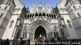 Здание Высокого суда Лондона