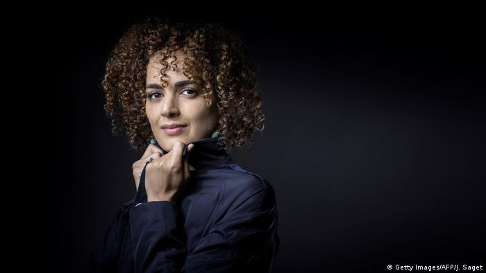 Leila Slimani (Getty Images/AFP/J. Saget)
