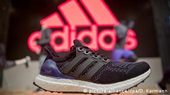 Спортивне взуття традиційно становлять основу бізнесу Adidas