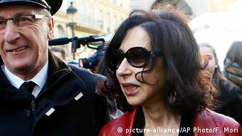 Frankreich 2016 Renaudot-Preisträgerin Yasmina Reza
