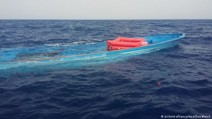 Akdeniz'de boğulan mültecilerin sayısı 2 bini aştı