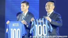 Fußball Suning Commerce übernimmt Inter Mailand