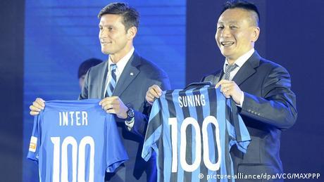 Suning grupa preuzima milanski Inter (snimka iz 2016.)