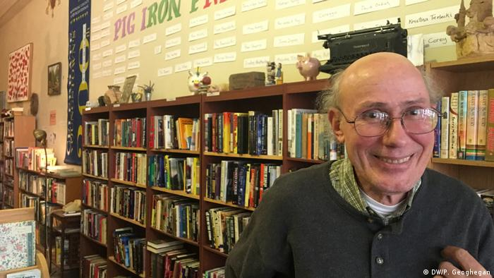Jim Villani, Youngstown bookstore owner