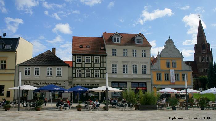 Stadtansicht Eberswalde