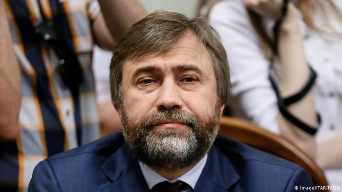 Вадим Новинський та інші проросійські депутати хочуть, аби закон про державну мови визнали неконституційним