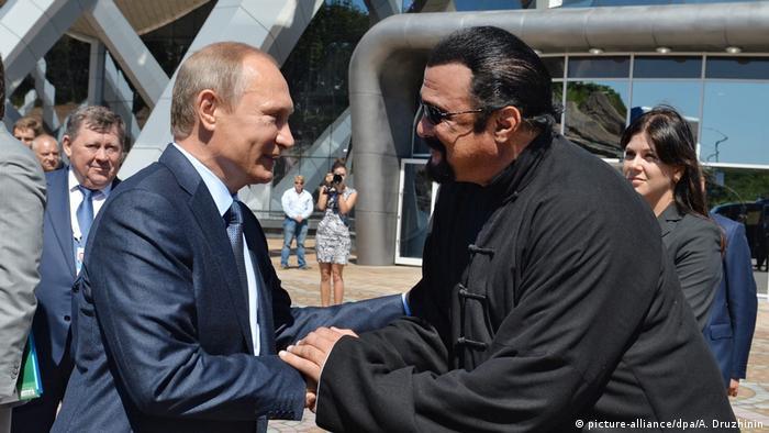 Путин и Сегал
