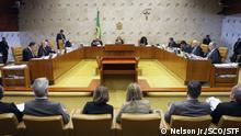 +++Das Bild wurde von Pressestelle/STF zur Verfügung gestellt unter Creative Commons (http://creativecommons.org/licenses/by/2.5/br/deed.pt)+++ 03/11/2016+++Richter vom Supremo Tribunal Federal (Oberstes Bundesgericht), das oberste Appellationsgericht Brasiliens (c) Nelson Jr./SCO/STF