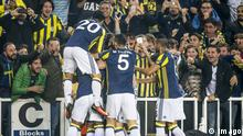 Fußball Europa League Fenerbahce Istanbul - Manchester United