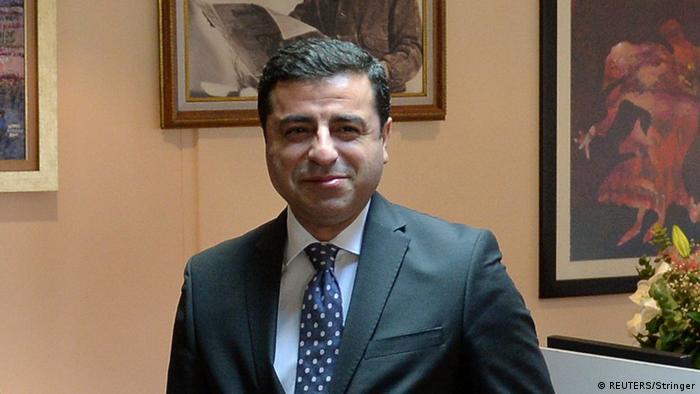 Türkei | Verhaftung der beiden Vorsitzenden der prokurdischen Partei HDP - Archivbilder-