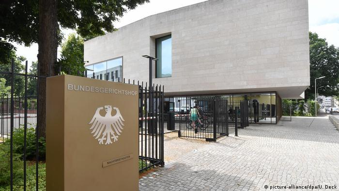 Deutschland BGH Bundesgerichtshof in Karlsruhe