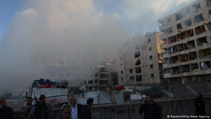 Türkei Anschlag in Diyarbakir