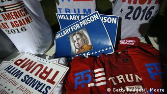 Trump campaign materials