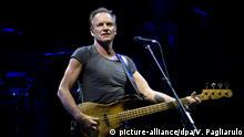 Rom Sting Konzert