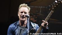 Kanada Sting Konzert