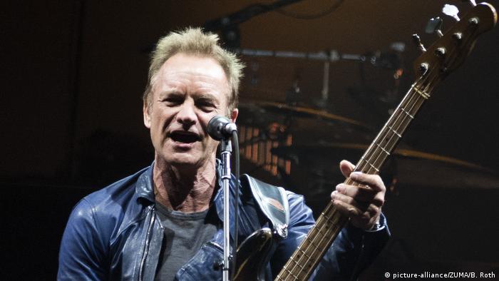 Sting, ex-vocalista do The Police, vai reabrir Bataclan