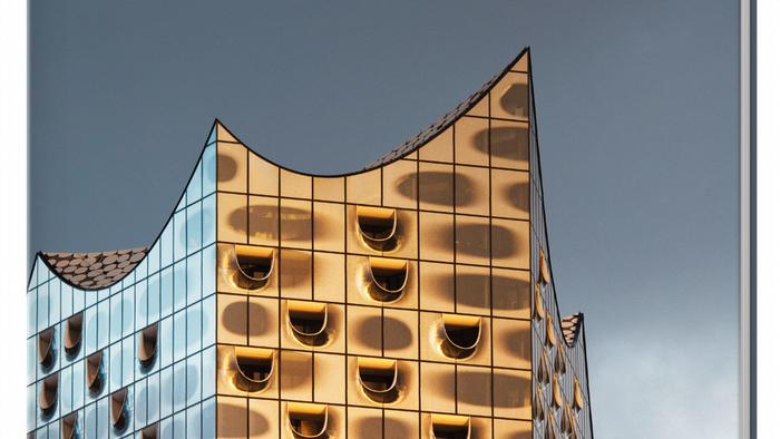 Buchcover Elbphilharmonie