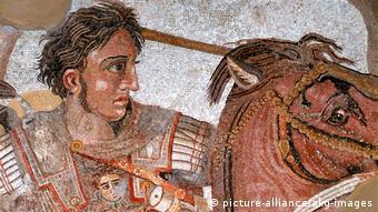 Mέγας Αλέξανδρος, 356-323 π.Χ.