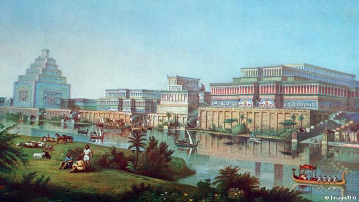 Mesopotamien Ninive (Imago/UIG)