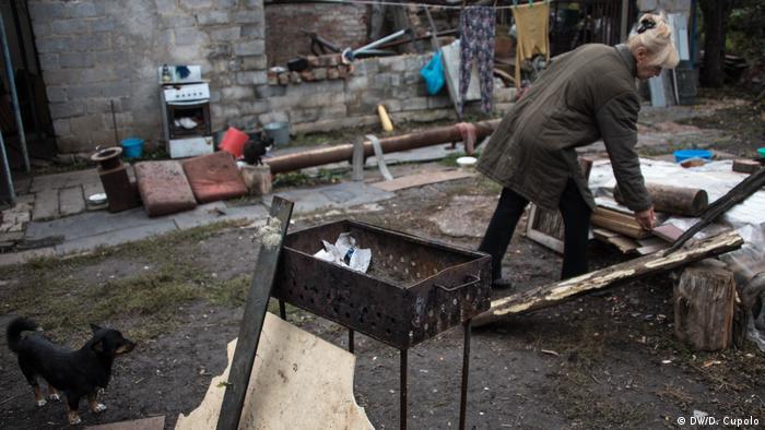 Електрики, газу і води у Спартаку немає з 2014 року