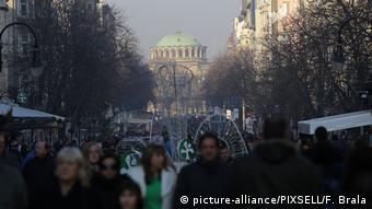 Η Βουλγαρία είναι η μόνηχώρα της ΝA Ευρώπης, η οποία πληροί τα κριτήρια