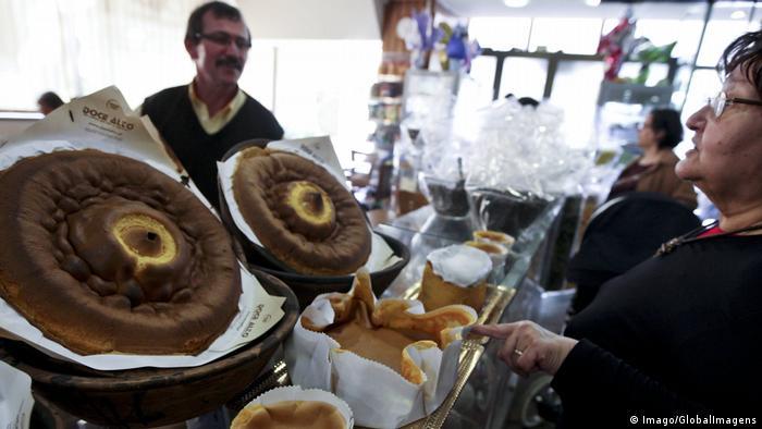 Pão de ló português (Imago/GlobalImagens)