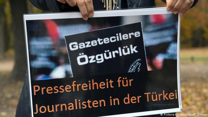 Türkiye'de basın özgürlüğünün kara yılı