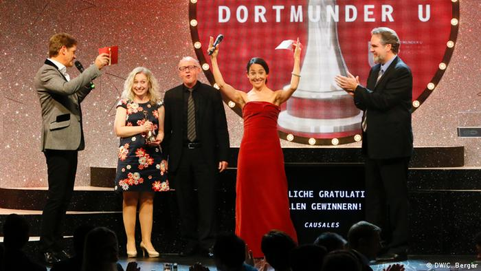 Berlin Kulturmarken Awards (DW/C. Berger)