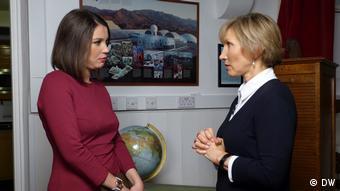 Jana Nemțova în dialog cu Marina Litvinenko