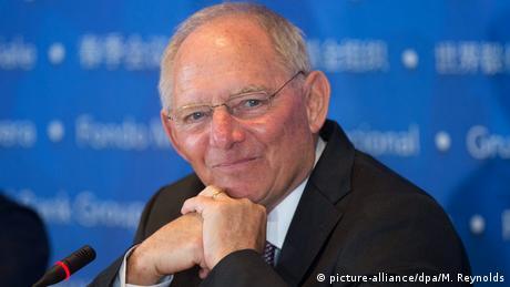 Αισιοδοξία Σόιμπλε για άνοδο του επιτοκίου της ΕΚΤ