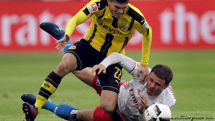Naufragio del Real Madrid, exhibición del Sevilla y clasificación del Dortmund