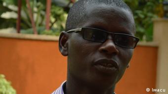 Le journaliste burunais Jean Bigirimana