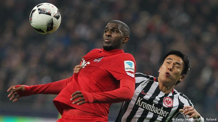 Fußball Bundesliga Eintracht Frankfurt - 1. FC Köln (Getty Images/AFPD. Roland)