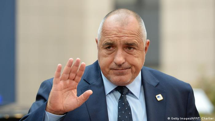 Boyko Borisov (Getty Images/AFP/T. Charlier)