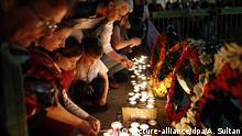 Israel Tel Aviv Gedenken an Tod von Jizchak Rabin