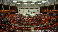 Türkei Ankara Parlament Innenaufnahme